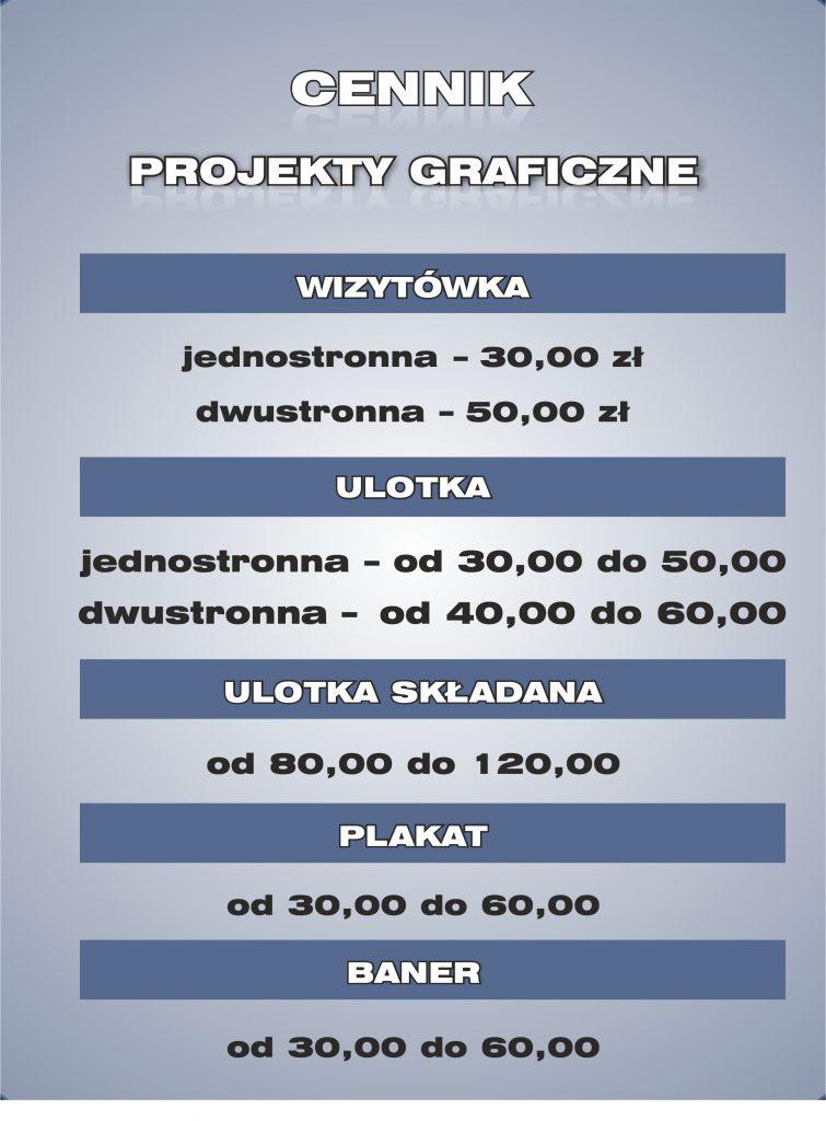 Projekty graficzne Olkusz