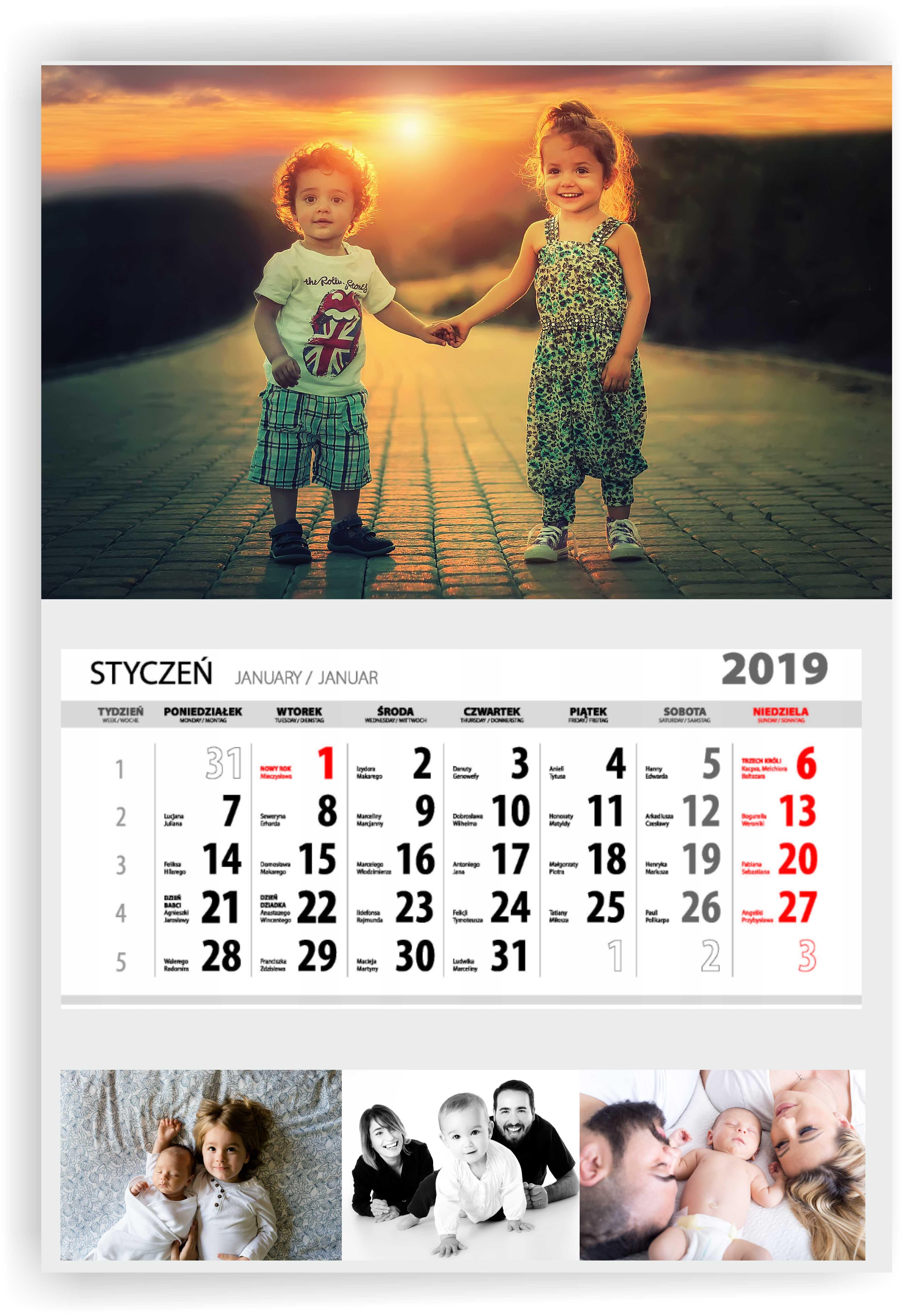 Fotokalendarz Olkusz